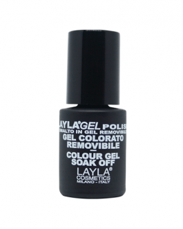 Smalto semipermanente Laylagel Polish 14 ml.