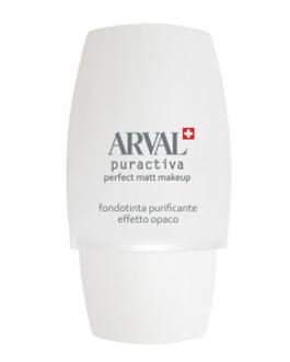 Perfect make-up-Fondotinta purificante effetto opaco 30 ml.