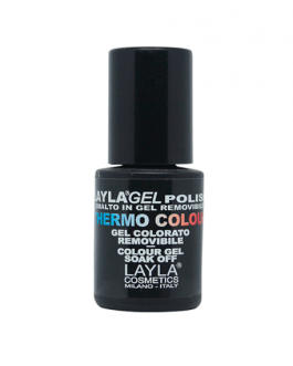 Smalto semipermanente Laylagel Thermo Colour 14 ml.