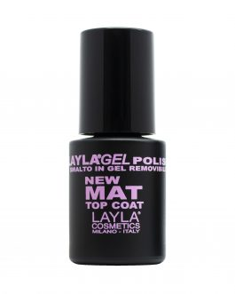Mat top coat Laylagel Polish 14 ml.
