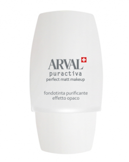 Perfect make-up-Fondotinta purificante effetto opaco 30 ml.