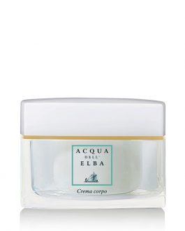 Acqua dell'Elba classica Crema corpo con acido ialuronico donna 200 ml