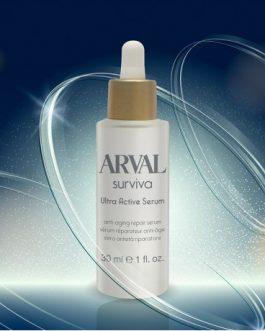 Ultra active serum-siero antietà riparatore Surviva Arval