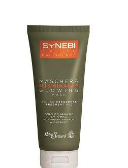 Maschera capelli illuminante Synebi