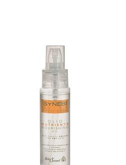 Olio nutriente per capelli secchi Synebi