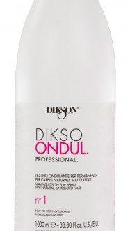 Dikso Ondul n° 1 -Liquido Ondulante per Permanente per capelli naturali