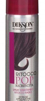 Pop ritocco ricrescita-Correttore spray capelli