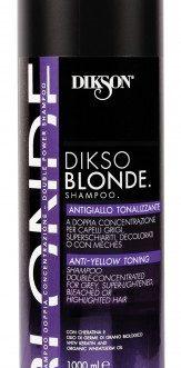 Dikso Blonde Shampoo Antigiallo Tonalizzante