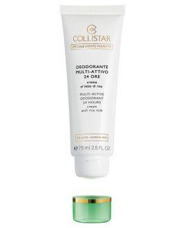 Deodorante Multi-Attivo 24 ore Crema al latte di Riso Collistar